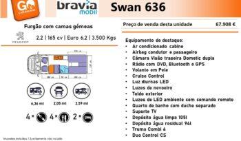 BRAVIA, Swan 636 cheio