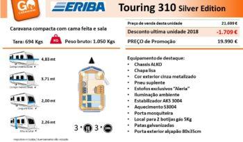 ERIBA, Touring 310 cheio