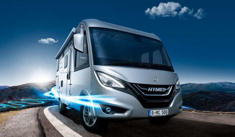 HYMER, BMC-i 580