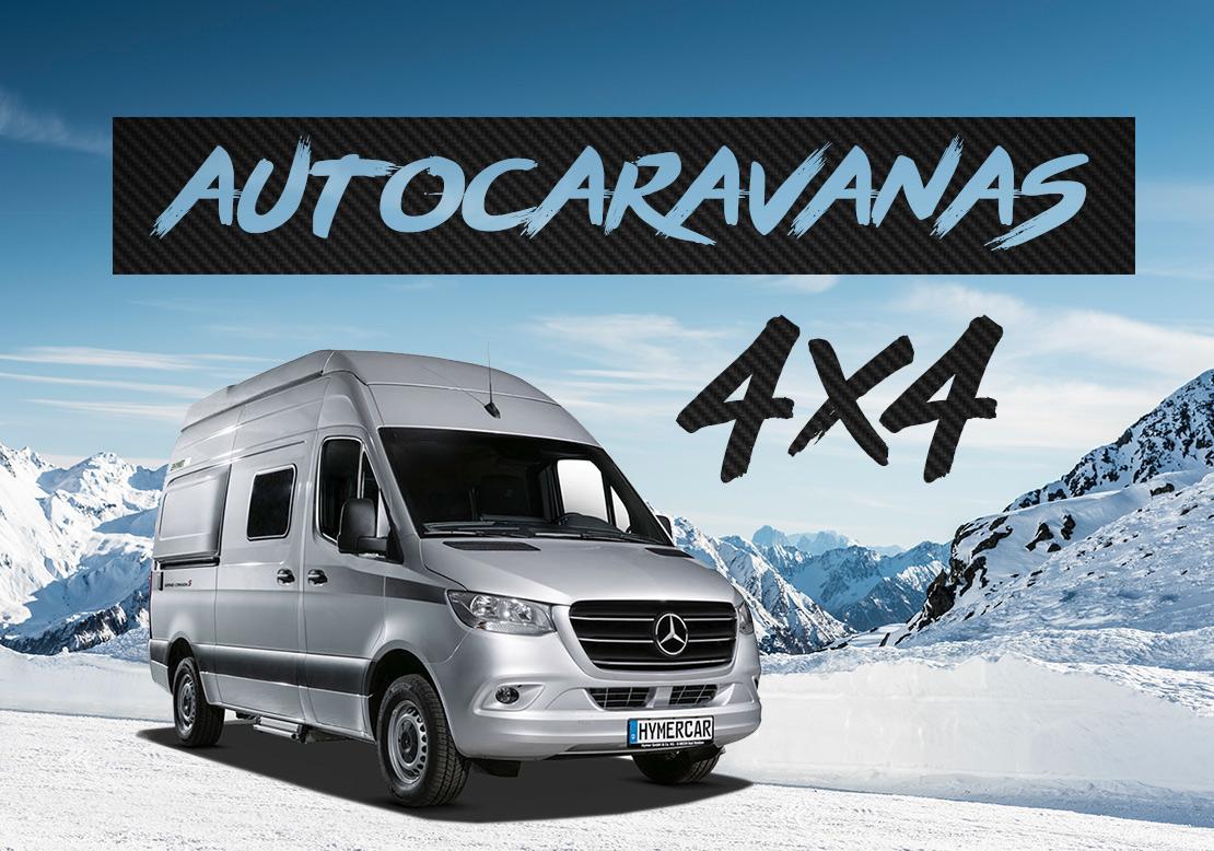 Autocaravanas 4 4 Go Caravaning
