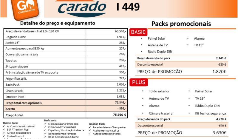 CARADO, I449 cheio