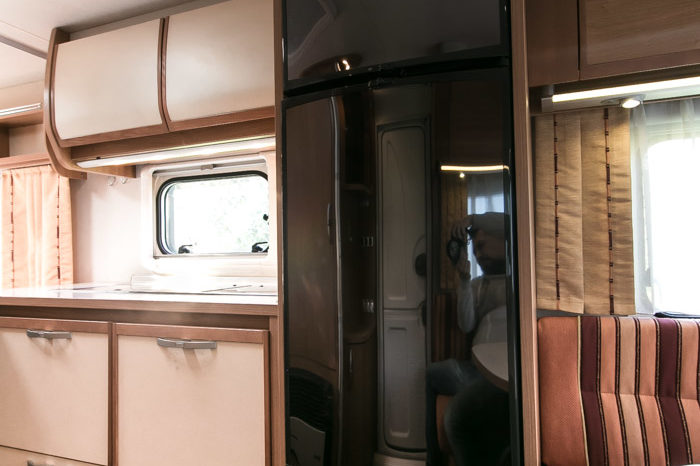 Burstner, Belcanto 465 TS cheio