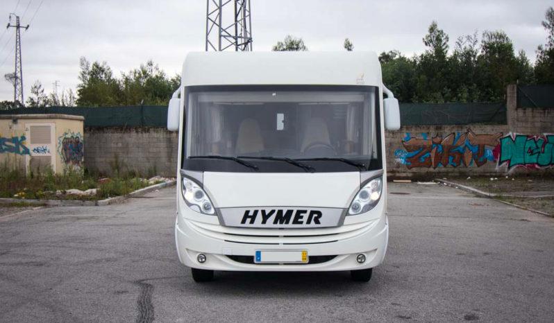 HYMER, B544 cheio