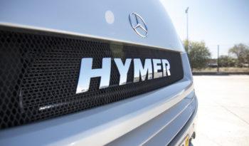 HYMER, ML-I 630 cheio