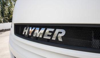 HYMER, B698 cheio