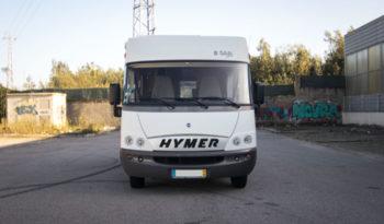 HYMER, B 564 cheio