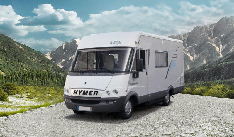 HYMER, B 564