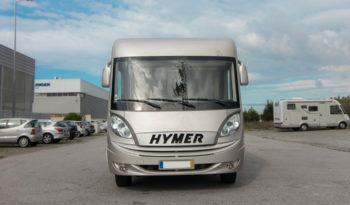 Hymer, B 594 cheio