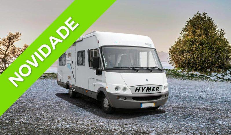 Hymer, B 654