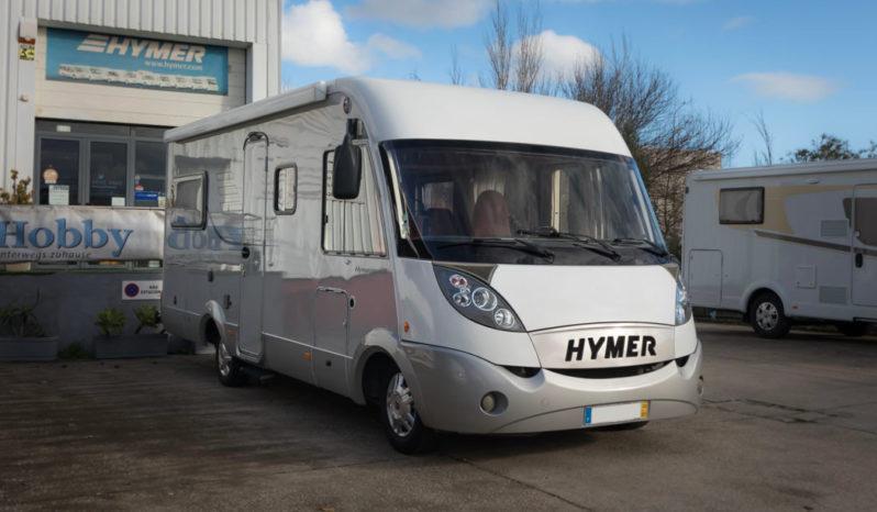 Hymer, B 654 CL cheio
