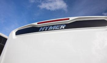 HYMER, B708 SL cheio