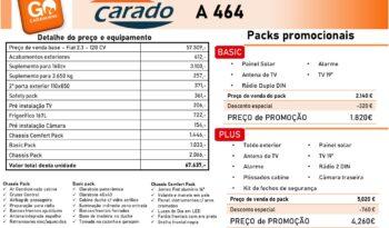 CARADO, A464 cheio
