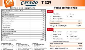 CARADO, T339 cheio