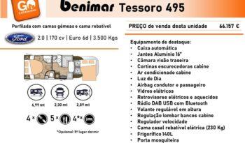 BENIMAR, Tessoro 495 cheio