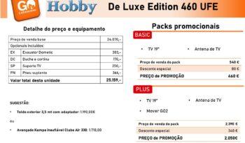 HOBBY, Luxe Edition 460Ufe cheio