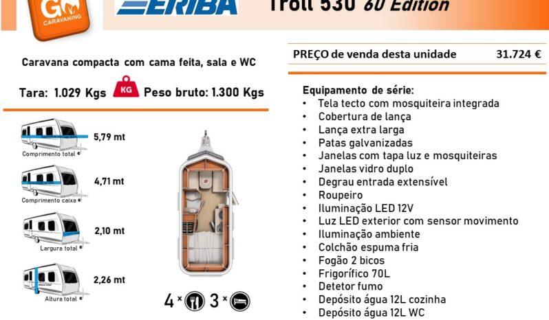 ERIBA, Troll 530 60Edition cheio