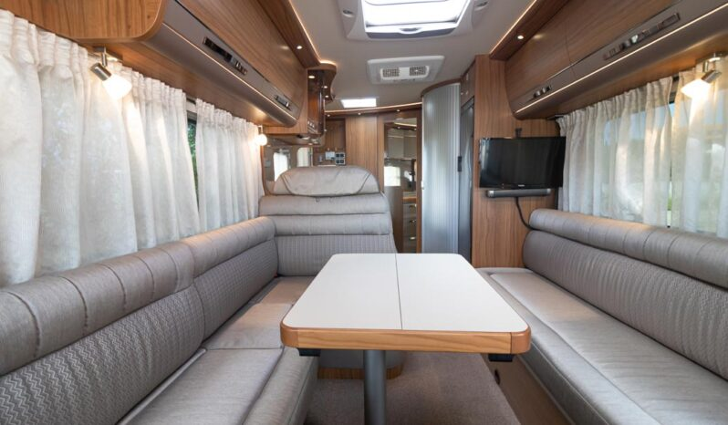 HYMER, B544  Premium Line cheio